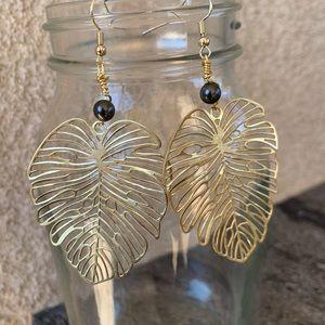 Jewelry - TAHITIAN PEARL EARRINGS🌴
